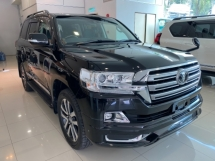 2018 TOYOTA LAND CRUISER 4.6 AX (3749)