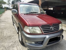 2004 TOYOTA UNSER 1.8 LGX (M)EXCELLENT IN CONDITION