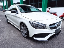 2016 MERCEDES-BENZ CLA 180 AMG NIGHT EDITION UNREG SALES