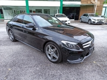 2018 MERCEDES-BENZ C-CLASS C180 AMG UNREG SALES