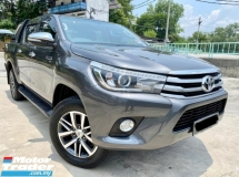 2016 TOYOTA HILUX 2.8 G FACELIFT