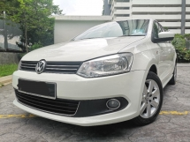 2014 VOLKSWAGEN POLO 1.6(A) 1 OWNER CONDITION LIKE NEW CONDITION TIPTOP