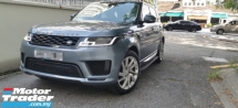 2018 LAND ROVER RANGE ROVER SPORT 3.0 HSE DYNAMIC SUPERCHARGE / NEW FACELIFT / RARE PETROL UNIT / READY STOCK NO NEED WAIT