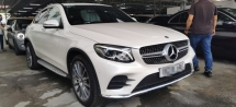 2019 MERCEDES-BENZ GLC 250 2.0 AMG COUPE / READY STOCK / 5 YEARS WARRANTY