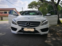 2016 MERCEDES-BENZ C-CLASS Mercedes Benz C250 AMG (CKD) 2.0 (A)