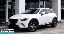 2016 MAZDA CX-3 2.0(A) (27K MILEAGES ONLY)(FULLY SERVICE RECORD)