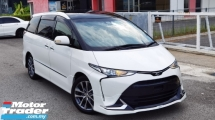 2016 TOYOTA ESTIMA 2016 TOYOTA ESTIMA FACELIFT 2.4 AERAS PREMIUM POWER BOOT JAPAN UNREG CAR SELL PRICE RM 173000.00
