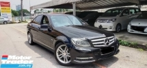 2012 MERCEDES-BENZ C-CLASS  Mercedes Benz C250 CGI CKD (A) W204  2012