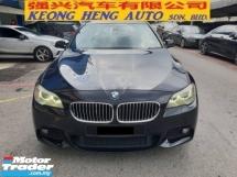 2012 BMW 5 SERIES 528i M-SPORT (FREE 2 YEARS CAR WARRANTY)  REG 2012