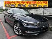 2017 BMW 7 SERIES 740Le YEAR MADE 2017 Mil 58k km Full Service Wheelcorp Hybrid Warranty to May 2023