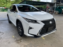 2017 LEXUS RX 200T 4WD NO HIDDEN CHARGES TAX