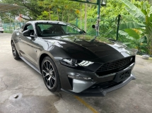 2020 FORD MUSTANG FAST BACK