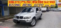 2005 BMW X5 3.0cc (A) REG 2007, CAREFUL OWNER, 18' SPORT RIMS