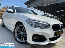 2016 BMW 1 SERIES 120I SPORT F20 FACELIFT 8 SPEED