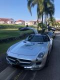 2011 MERCEDES-BENZ SLS AMG Silver