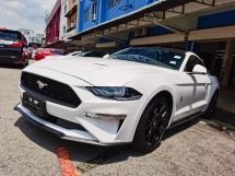 2019 FORD MUSTANG FORD MUSTANG 2.3 ECOBOOST FACELIFT RECARO SEAT DIGITAL METER 10 SPEED GEARBOX PARKING CAMERA 2019 UN
