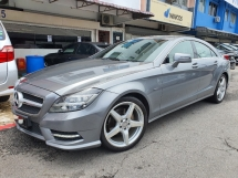 2011 MERCEDES-BENZ CLS-CLASS AMG CLS350 BLUE EFFICIENCY *302HP *7G Tronic