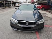 2017 BMW 5 SERIES G30 BMW 530I M SPORT CBU LOCAL  (A) 2017