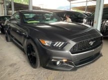 2017 FORD MUSTANG 2.3 Ecoboost 310hp Shaker Sound system Many Unit Available Unregistered