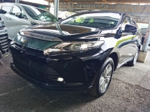 2019 TOYOTA HARRIER 2.0 4 CAMERA POWER BOOTH ANDROID PLAYER FREE 2 YRS GMR WARRANTY 2019 JAPAN UNREG