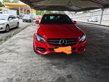 2015 MERCEDES-BENZ C-CLASS 2015 Mercedes Benz C200 CKD 2.0 (A) Avantgarde 95K KM Full Service Record