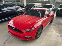 2016 FORD MUSTANG FAST BACK 2.3 ECO BOOST NO HIDDEN CHARGES