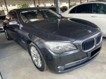 2012 BMW 7 SERIES  730Li 3.0 (A) CBU