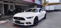 2017 FORD MUSTANG 2.3 ECOBOOST (A) UNREGISTER
