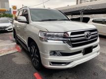 2012 TOYOTA LAND CRUISER 4.5 (A) REG 13 V8 Diesel Facelift Free Warranty