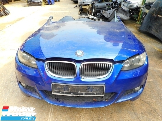 BMW E92 COUPE 3 SERIES HALFCUT HALF CUT NEW USED RECOND AUTO CAR SPARE PART MALAYSIA