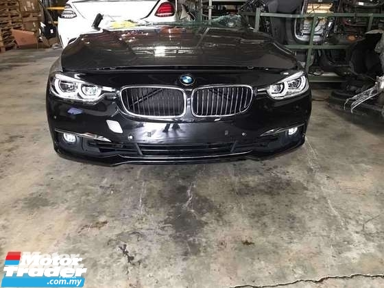 BMW F30 3 SERIES HALFCUT HALF CUT NEW USED RECOND AUTO CAR SPARE PART MALAYSIA