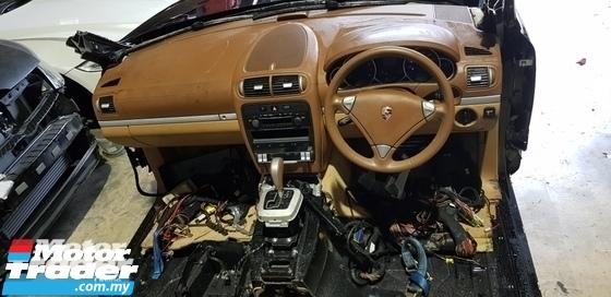 PORSCHE Cayenne 4.8 Turbo HALFCUT HALF CUT ENGINE NEW USED RECOND AUTO CAR SPARE PART MALAYSIA