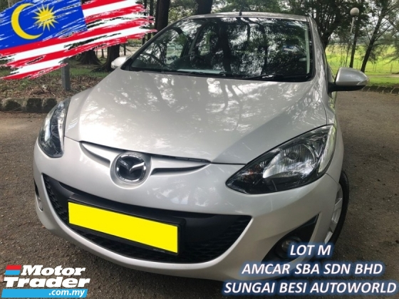 2013 MAZDA 2 1.5 HATCH BACK FACELIFT (A) R GRADE