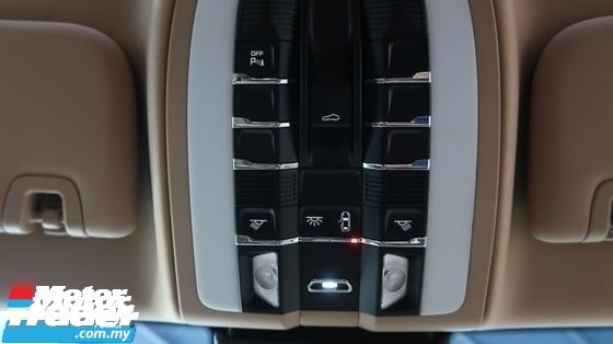 2016 PORSCHE PANAMERA PANAMERA S 3.0 V6 SUNROOF BOSE SOUND