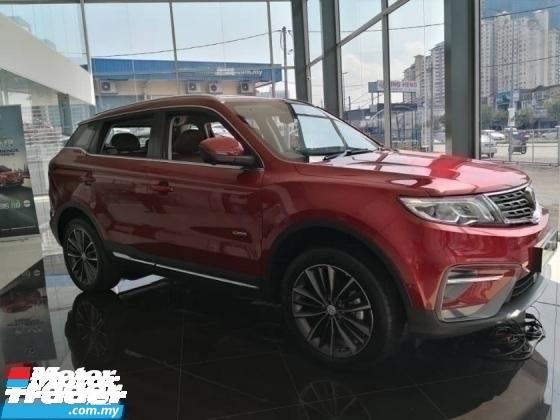 2021 PROTON X70 EXECUTIVE 2WD 1.8 TGDI