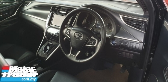 2018 TOYOTA HARRIER 2.0 PREMIUM.FACELIFT.UNREG.GRED A.FULLSPE.TRUE YEAR MADE CAN PROVE.PANAROMIC ROOF.POWER BOOT.360 CAM