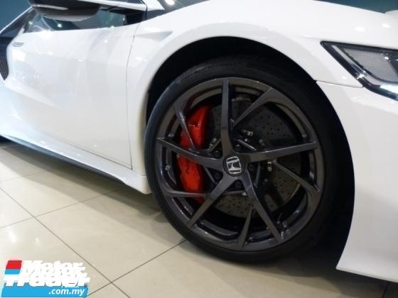 2017 HONDA NSX 3.5L HyBrid Twin TurboCharged 573hp (NEW CAR Condition) Highest Grade CAR. Genuine LOW Mileage