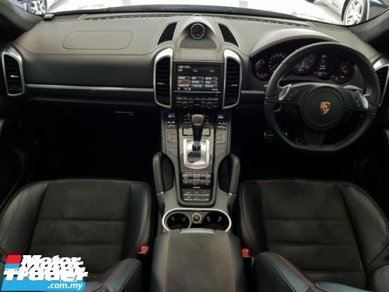 2013 PORSCHE CAYENNE GTS 4.8 V8 1 DATO\' OWNER REG 2013