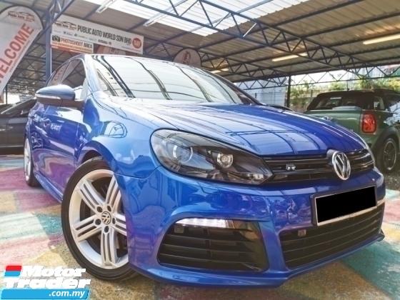 2012 VOLKSWAGEN GOLF Volkswagen GOLF R 2.0 MK6 STAGE2Tune BRIDE WRRANTY