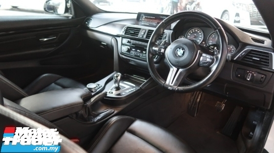2016 BMW M4 3.0 TWIN POWER TURBO CARBON FIBRE ROOF DRIVE MODE CONTROL