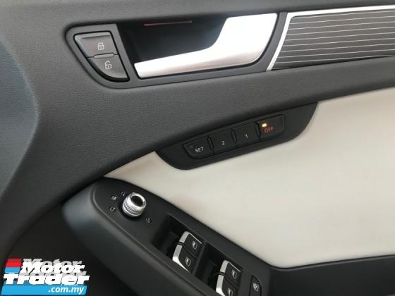 2014 AUDI S4 3.0 TFSI Unreg Full spec