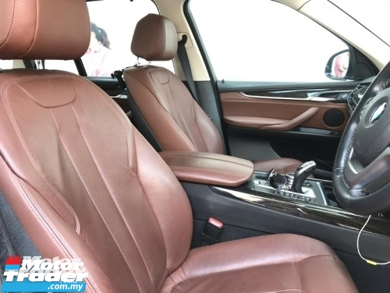2015 BMW X5 XDRIVE 35I