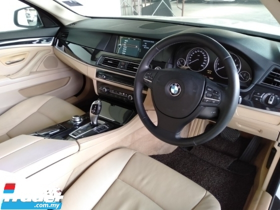 2012 BMW 5 SERIES 523i 2.5 (A) F10 Highline Local Model