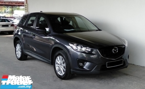 2014 MAZDA CX-5 2.0L (A) 2WD SkyActiv Tech Facelift Sport Model