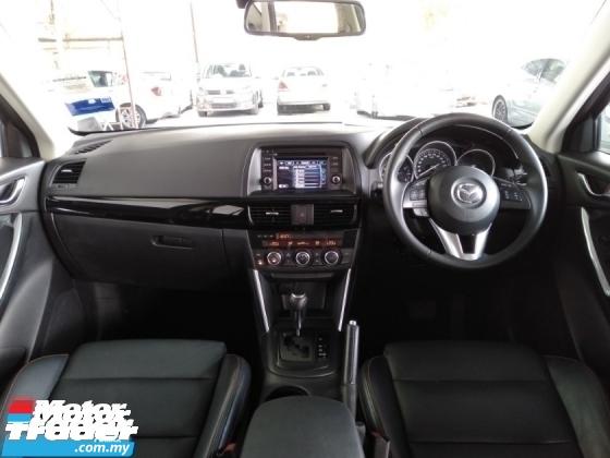 2015 MAZDA CX-5 2.0L (A) 2WD SkyActiv Tech Facelift Sport Model