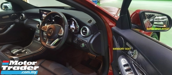 2016 MERCEDES-BENZ C-CLASS 2016 MERCEDES C200 2.0 AMG SPEC FROM JAPAN UNREG CAR SELLING PRICE RM 193000.00 NEGO