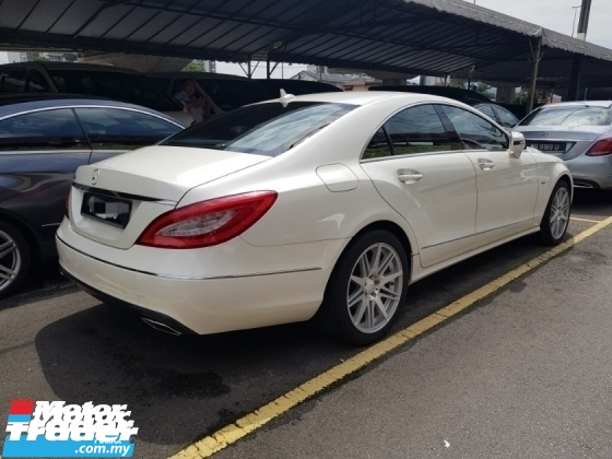 2011 MERCEDES-BENZ CLS-CLASS CLS350 CBU Reg 2012 *1 year GMR warranty*