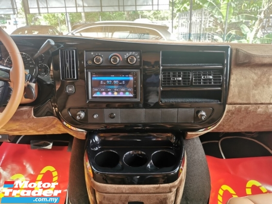 2012 GMC GMC OTHER GMC Savana 5.3 (A) AWD SUPER KING MPV WARRANTY