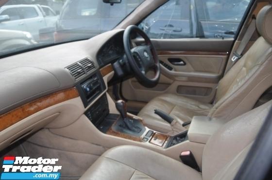 1997 BMW 5 SERIES 2.5 AUTO DOUBLE VANOS