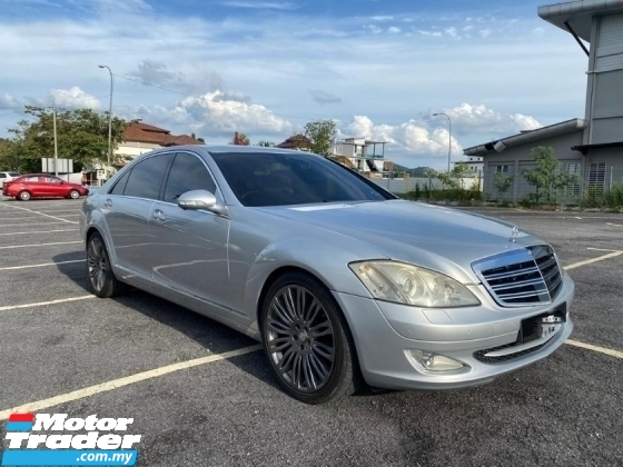 2010 MERCEDES-BENZ S-CLASS 300L AMG LOCAL FACELIFT SUNROOF ONE OWNER